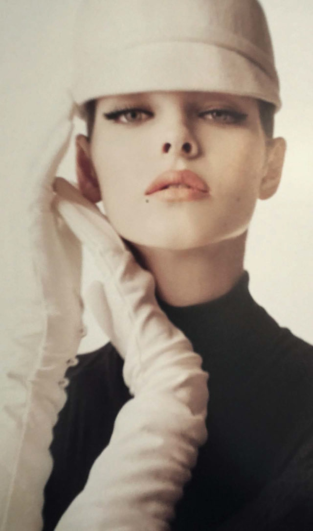 VOGUE ITALIA JULY 2016 - VITTORIA CERETTI BY STEVEN MEISEL cap