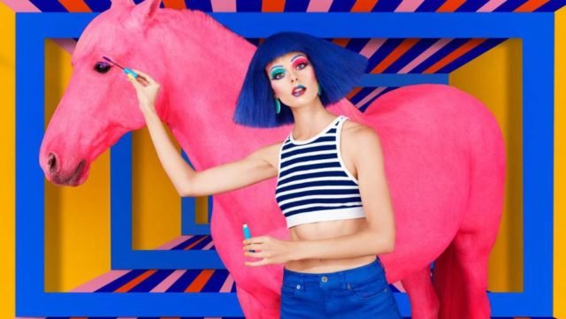 Sagmeister & Walsh for Aizone pink pony