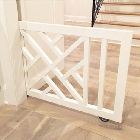 No registry is complete without baby gates -Sliding angle baby gate