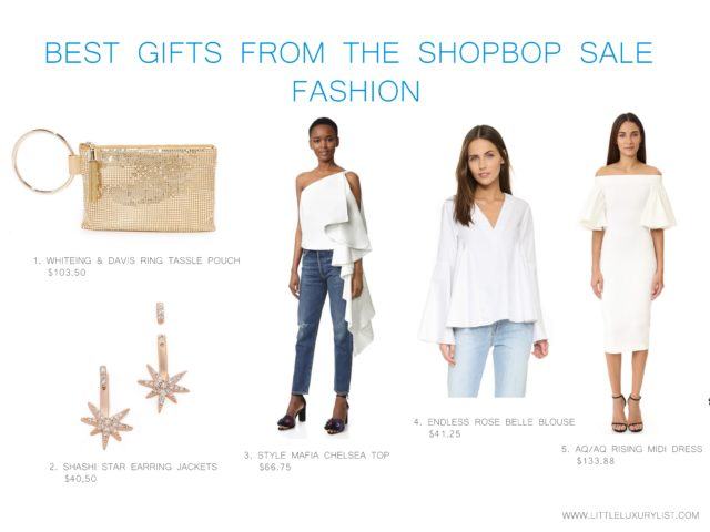 Best gifts from the Shopbop Buy More, Save More Sale-Fashion
