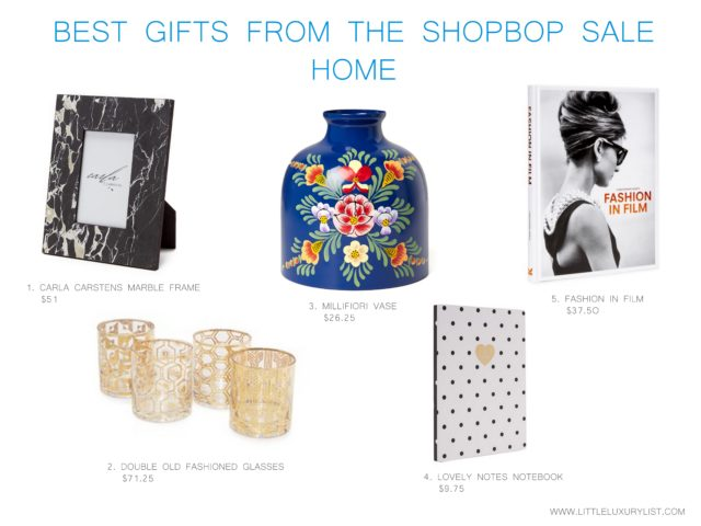 Best gifts from the Shopbop Buy More, Save More Sale-Home