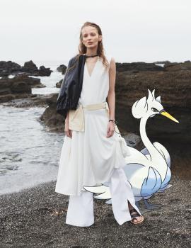 klaudia chajduga in harpers bazaar kazakhstan november 2016 with pokexfashion art stork