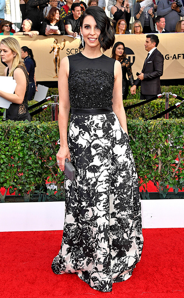 2017 SAG Awards Best Dressed - Beth Dover