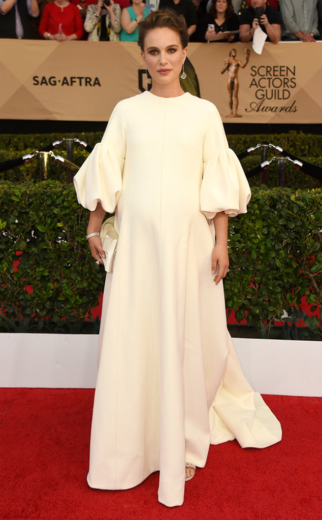 2017 SAG Awards best dressed - Natalie Portman in Dior