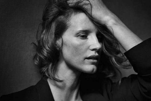 Pirelli Calendar 2017 by Peter Lindbergh - Jessica Chastain
