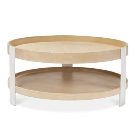 Modern by Dwell Magazine for Target coffee table white