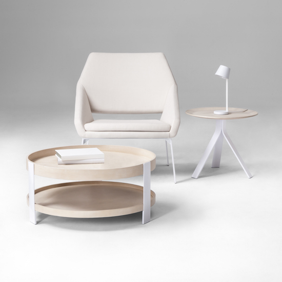 Modern by Dwell Magazine for Target coffee table and chair