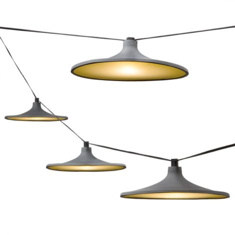 Modern by Dwell Magazine for Target silicone string lights