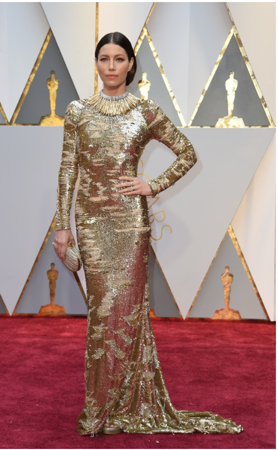 Oscars 2017 Best Dressed Kaufman Franco