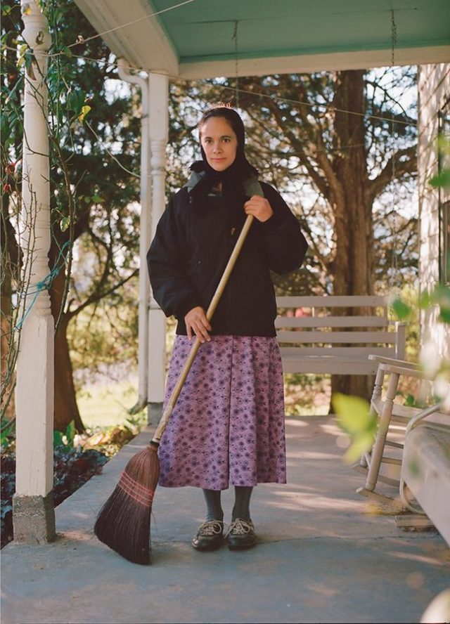 American Women in Vogue March 2017 - Mennonites in Pennsylvania