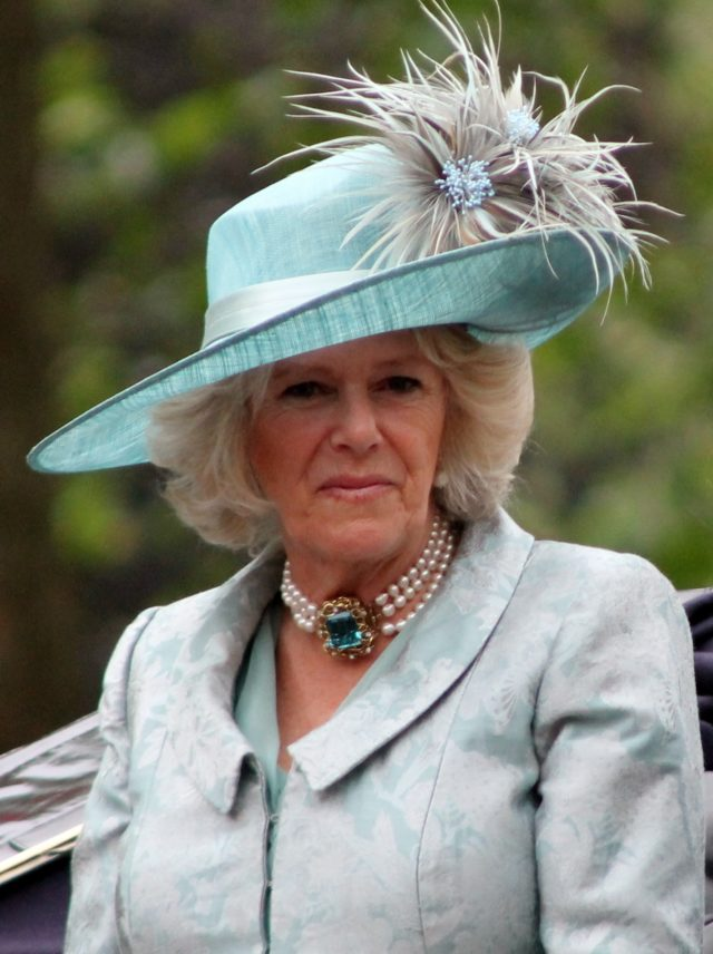 Camilla Duchess of Cornwall Famous Philip Treacy hats