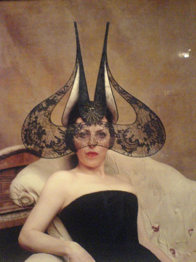 Isabella Blow- Famous Philip Treacy hats