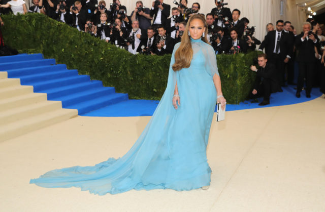 Met Gala 2017 best looks - Jennifer Lopez in Valentino