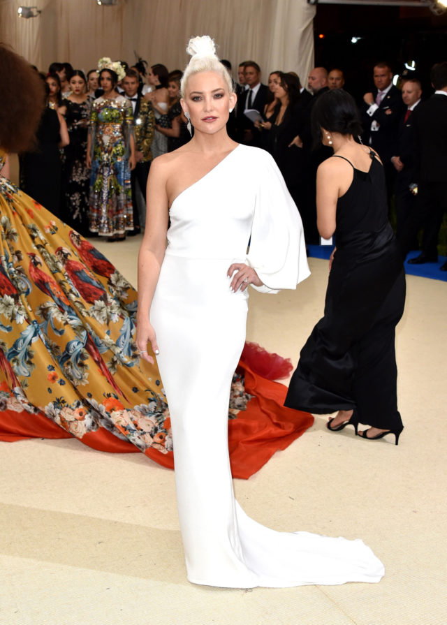 Met Gala 2017 best looks - Kate Hudson in Stella McCartney