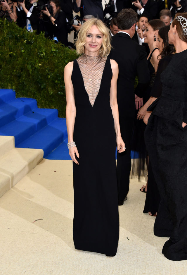 Met Gala 2017 best looks - Naomi Watts in Stella McCartney