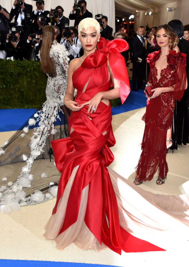 Met Gala 2017 best looks - Rita Ora in Marchesa