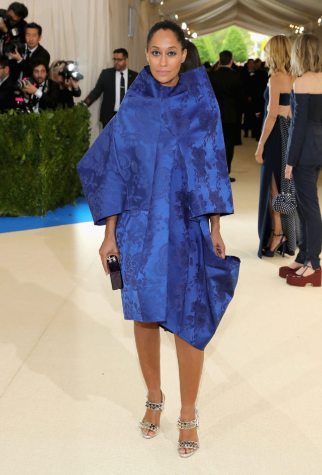 Met Gala 2017 best looks - Tracee Ellis Ross in Comme des Garcons