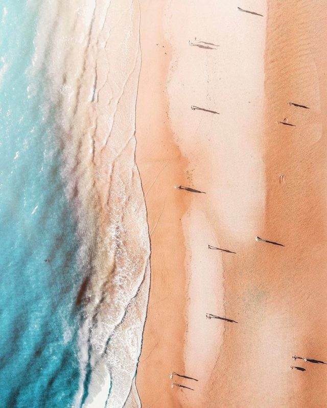 Aerial pictures of South Australia by Mr. Bo beach and water