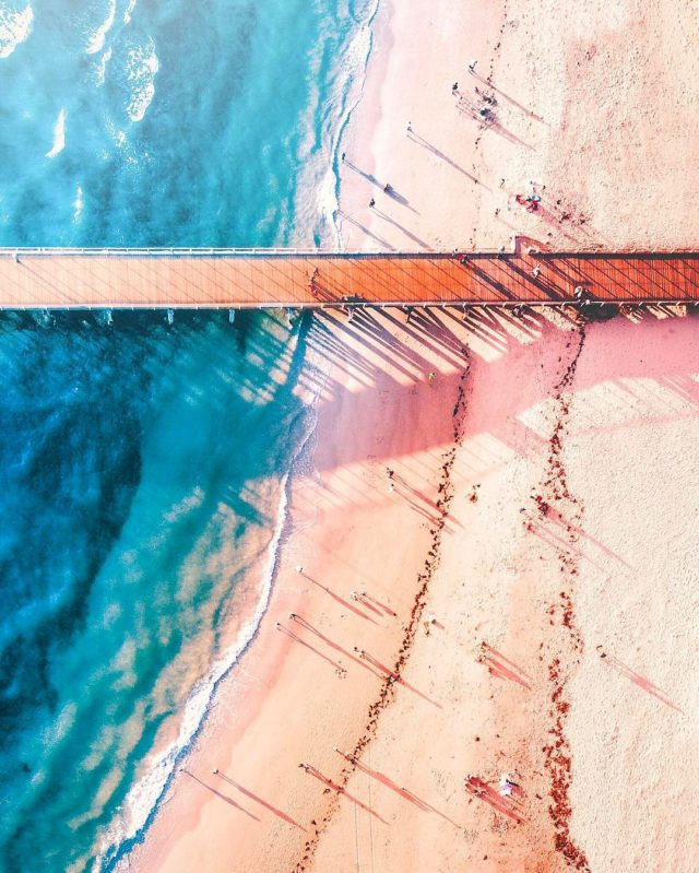 Aerial pictures of South Australia by Mr. Bo pier