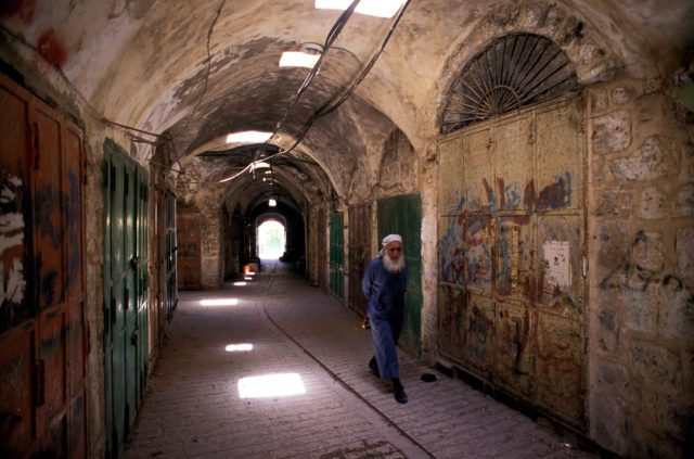UNESCO Heritage Sites Hebron