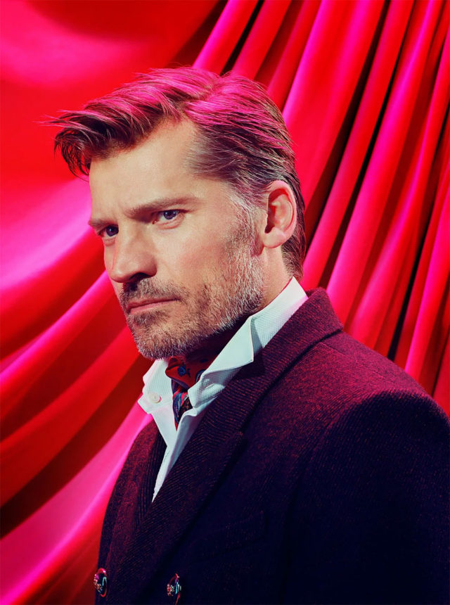 Game of Thrones in Time Magazine NickolaJ Coster-Waldau