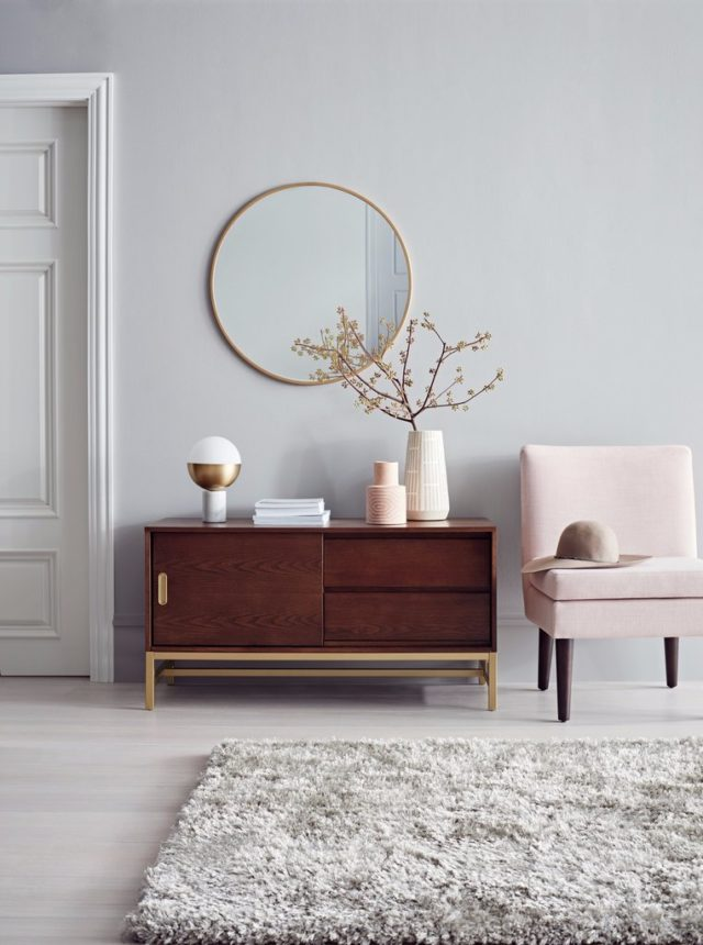 Project 62 at Target mirror and blush chair