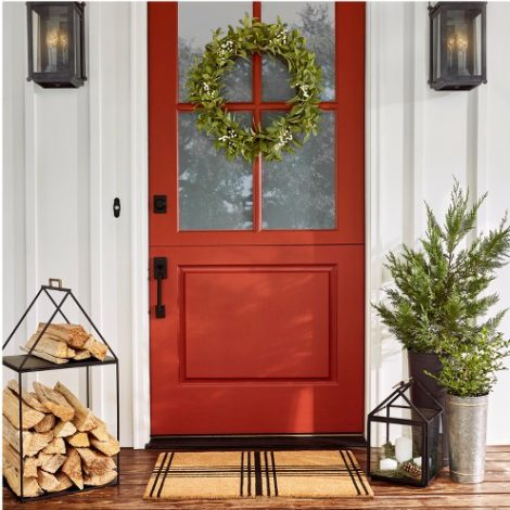 Hearth & Hand with Magnolia at Target front door